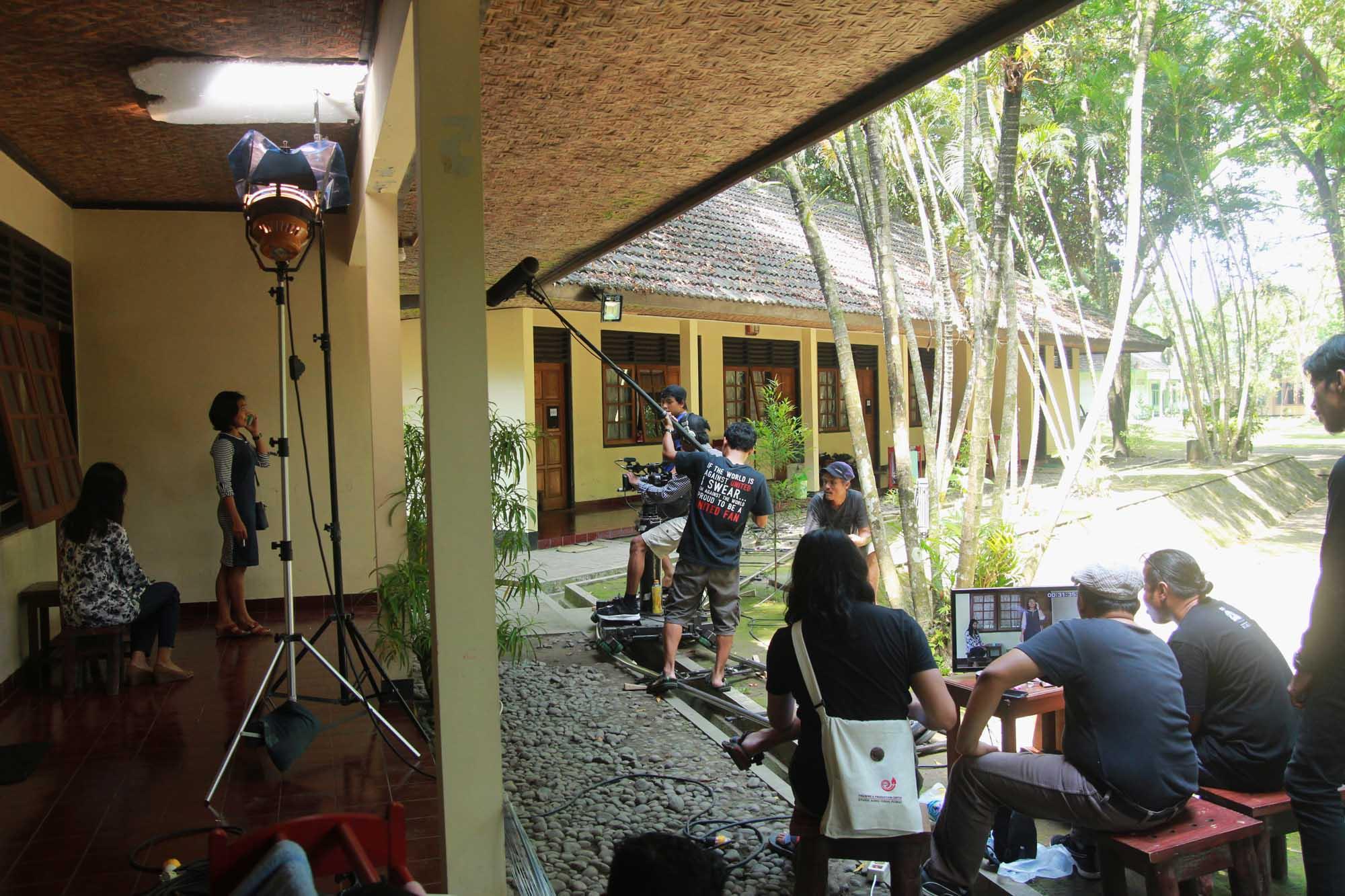 Produksi Film Pendek Training ANTV Programmaker Development Class